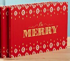 reg  2/27.00  NEW  gift books Be Merry  live inspired ...   ISBN 978-193541487-2