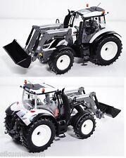 Wiking 077815 Valtra T174 Traktor (Modell 2014-) mit Frontlader, 1:32, OVP