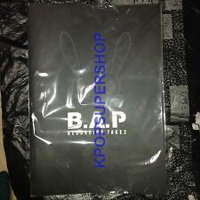 B.A.P Recording Take 2 Photobook NEW Rare Out of Print KPOP BAP Warrior No Mercy