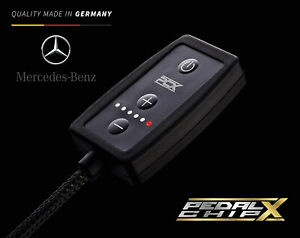 Mercedes S-Class W221 S550 5.5L V8 388 HP 2005-2012 Pedal Chip X Throttle Tuning