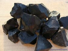 Natural BLACK JASPER Rough Rocks - 5 Lb Lots, Perfect for Tumbler, FREE SHIPPING