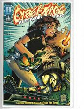 CYBERFROG #1 Harris Comics Ethan Van Sciver 1996 vf//nm