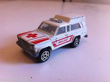 Majorette - 269 - Ambulance (3'' - 1/64)