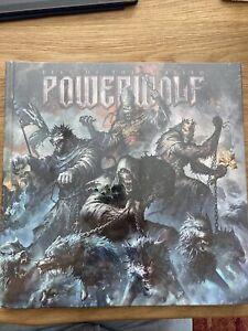 Powerwolf Best of the Blessed 3 CD EARBOOK  WELTWEIT LIMITIERT AUF 1000 ST. OVP!