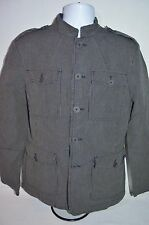 JOHN VARVATOS Star * USA Man's Utility Blazer Jacket NEW Size Large  Retail $399