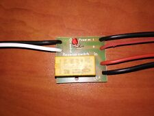 SMALL DC MOTOR REVERSE POLARITY SWITCH DPDT RELAY CONTROLLER MODULE 2A 12V