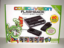 ColecoVision AtGames Flashback Classic Game Console with 60 Built-in Games
