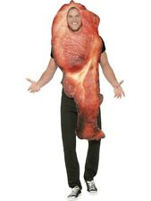 Bacon Costume Smiffys Fancy Dress Costume