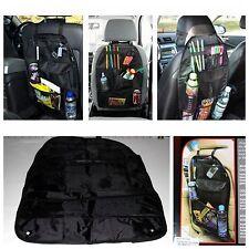 DHL PU-Leder Auto Rücksitz Organizer Kinder Schmutzabweisender Rückenlehnen UG-T