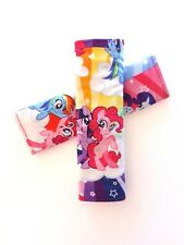 Baby child Seat Belt Strap Covers Pram Stroller Car Seat - My Little Pony