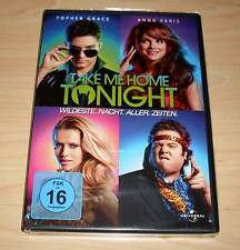 DVD Take Me Home Tonight - Wildes Nacht. Aller Zeiten. - Komödie - Neu OVP