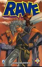 manga STAR COMICS RAVE  numero 18