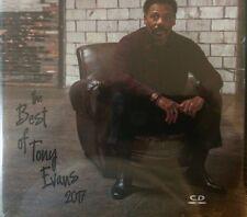 The Best of Tony Evans 2017 CD