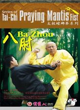 Dvd Ba Zhou Xia Shaolong : TaiChi Praying Mantis Fist 2Dvds
