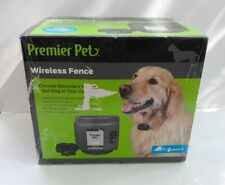 Premier Pet Wireless Pet Dog Fence Containment Transmitter System *No Collar