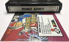 Robo Army NEO GEO MVS Original NeoGeo SNK with Marquee
