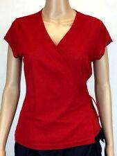 Jacqui E Cap Sleeve Casual Tops & Blouses for Women