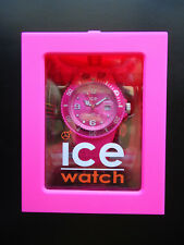 Ice Forever Trendy Watch (Pink, Unisex) [Brand New]
