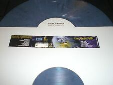 IRON MAIDEN  Live After Death DJ Promo LP unplayed color vinyl #'d