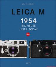 Fachbuch Leica M, 1945 bis heute, Geschichte von Konstruktion und Produktion NEU
