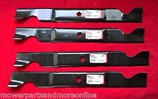 2pr 46 Inch Lawn Mower Bar Blade Craftsman, Husqvarna,  Dixon, AYP. 532 40 53-80