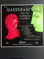 Mantovani & His Orchestra - Mantovani Plays The Immortal Classics VINYL LP