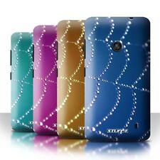 Étuis, housses et coques bleus en toile pour téléphone mobile et assistant personnel (PDA) Nokia