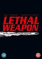 Lethal Weapon : The Complete Collection (4 Disc Box Set) [1987] [DVD] [2005]