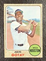 1968 Topps Julio Gotay Card #41 NM-MT Houston Astros IF