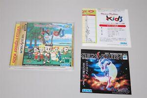 Virtua Fighter Kids Japan Sega Saturn game
