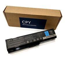 CPY PA3817U-1BRS Toshiba Satellite A660 C650D C655 L655 L750 L755 Battery 48WH