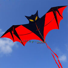 HOT SALE 70in Vampire Bat Kite single line gift Outddoor Sports Toys for kids