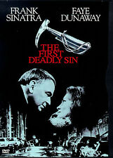 The First Deadly Sin. Full Screen Edition. DVD (1980) Frank Sinatra.