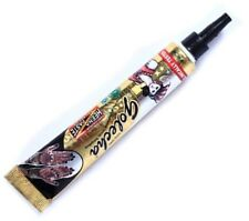 1x Henna Pasta Tubo Golecha Negro 25g Decoración Artesanal Pintar India Wow