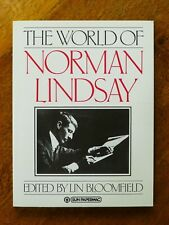 World of Norman Lindsay by Lin Bloomfield (Paperback, 1979)
