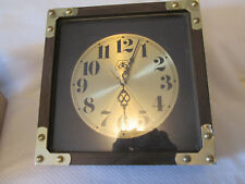 Vintage Pioneer Seed Promo Wood Look Wall Clock Farming Collectible NEW