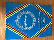 VINTAGE NOS CAMPAGNOLO SUPER RECORD CRANK SET 53/42 170 CRANKS WITH ENGLISH B/B