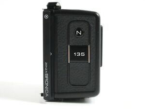 Bronica 135N film back for ETRS, ETRSi