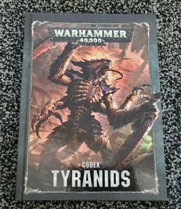 Warhammer 40k - Book / Codex - Codex Tyranids
