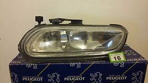Peugeot 406 fog light n/s