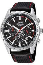 LORUS RT301DX-9,Men's Chronograph,QUARTZ,STAINLESS CASE,Brand New,50m WR