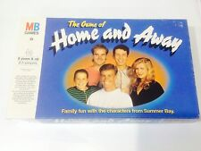**HOME and AWAY**Board Game - MB Games-Australian TV Series Vintage 100%complete