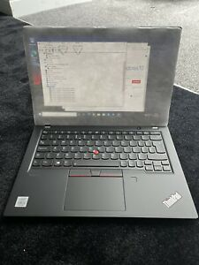 """Lenovo ThinkPad X13 13.3"""" Full HD Intel Core i5-10210U 10th Gen 8GB Ram 256GB SS"""