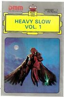 Various ‎– Heavey Slow Vol 1..Import Cassette Tape