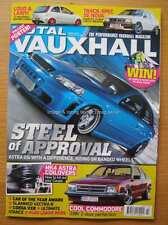 Total Vauxhall March 2015 Astra GSi Nova XE Corsa 1.0 & VXR Vectra B Commodore