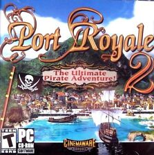 Port Royale 2 - Ultimate Pirate Adventure! (New PC Game CD-ROM) *Free Shipping!