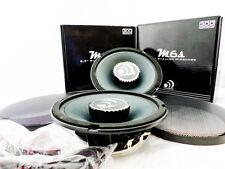 "MASSIVE AUDIO M6S 6-1/2"" SHALLOW MID-RANGE 300W CAR AUDIO SPEAKER (PAIR)"