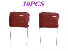 10 PCS Metal film capacitors CBB22 475J 250V 4.7uF ±5% P=27mm