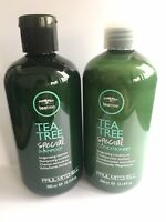 Paul Mitchell TEA TREE SPECIAL SHAMPOO AND CONDITIONER 300ml