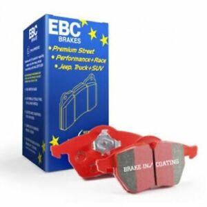 EBC Brakes DP32130C Redstuff Ceramic Low Dust Front Brake Pad Set, For BMW 328i